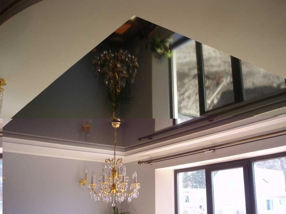 Преимущества натяжных потолков в квартирах