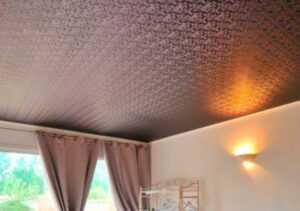 Какие потолки выбрать?