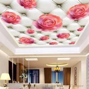 Натяжные потолки СПб фото