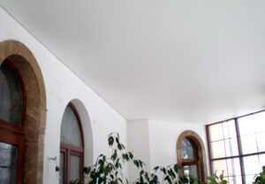 Наши работы: Натяжные потолки в Янино
