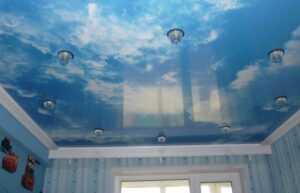 Натяжные потолки в Мурино, Девяткино Санкт-Петербург
