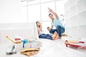 Ремонт квартиры – нотка современности в старое жилище