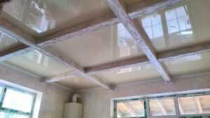 Наши работы: Натяжные потолки в Комарово