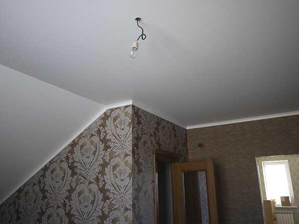 Матовые натяжные потолки в Сызрани