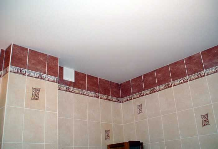 Наши работы: Натяжные потолки в Репино