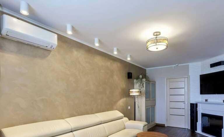 Тканевые потолки Москва