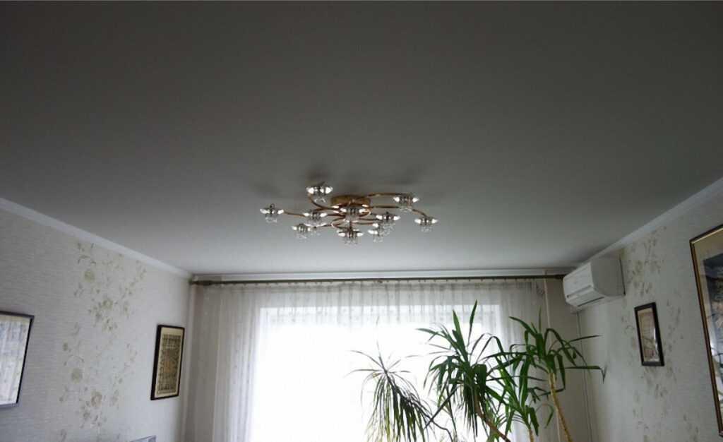 Сатиновые натяжные потолки Санкт-Петербург (СПб)