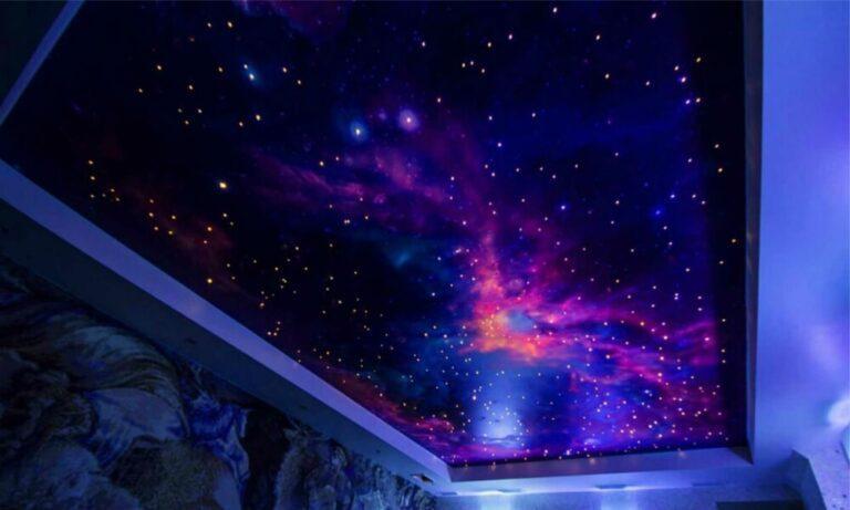 Потолки Звездное небо СПб