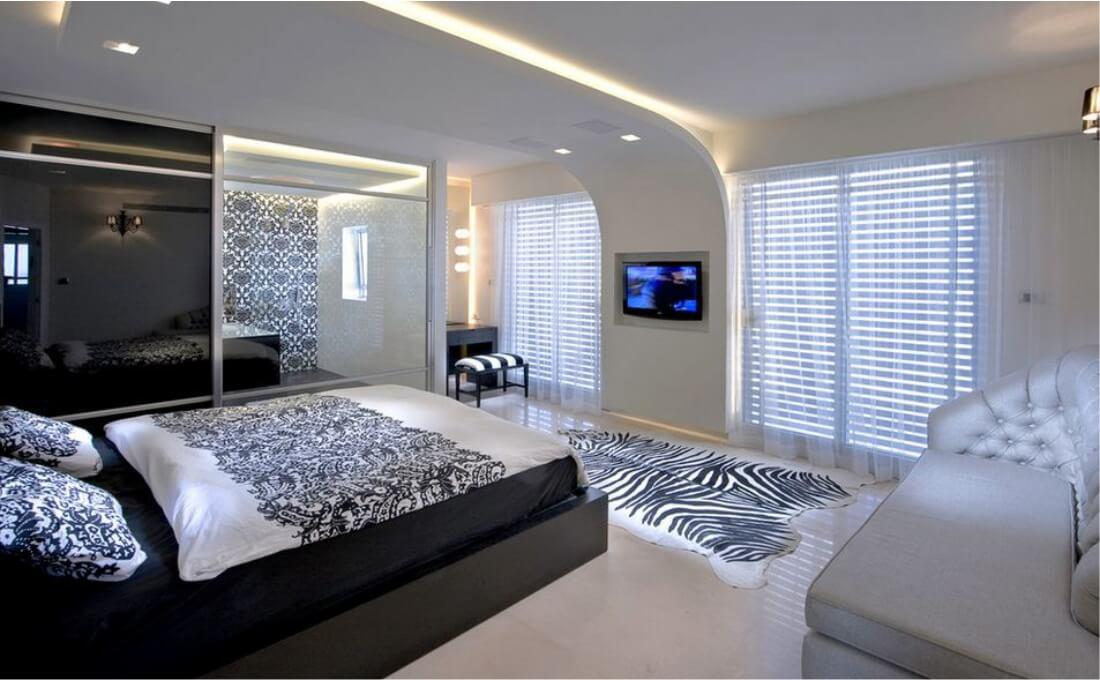 Ремонт в спальне в Санкт-Петербурге