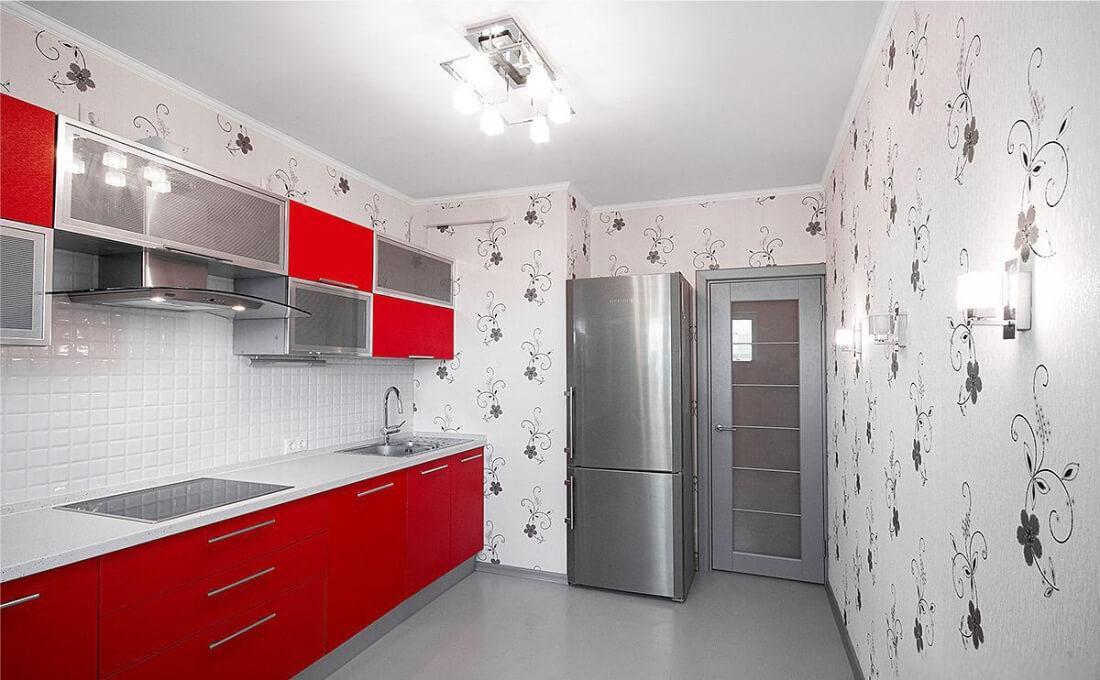 Ремонт на кухне в Санкт-Петербурге