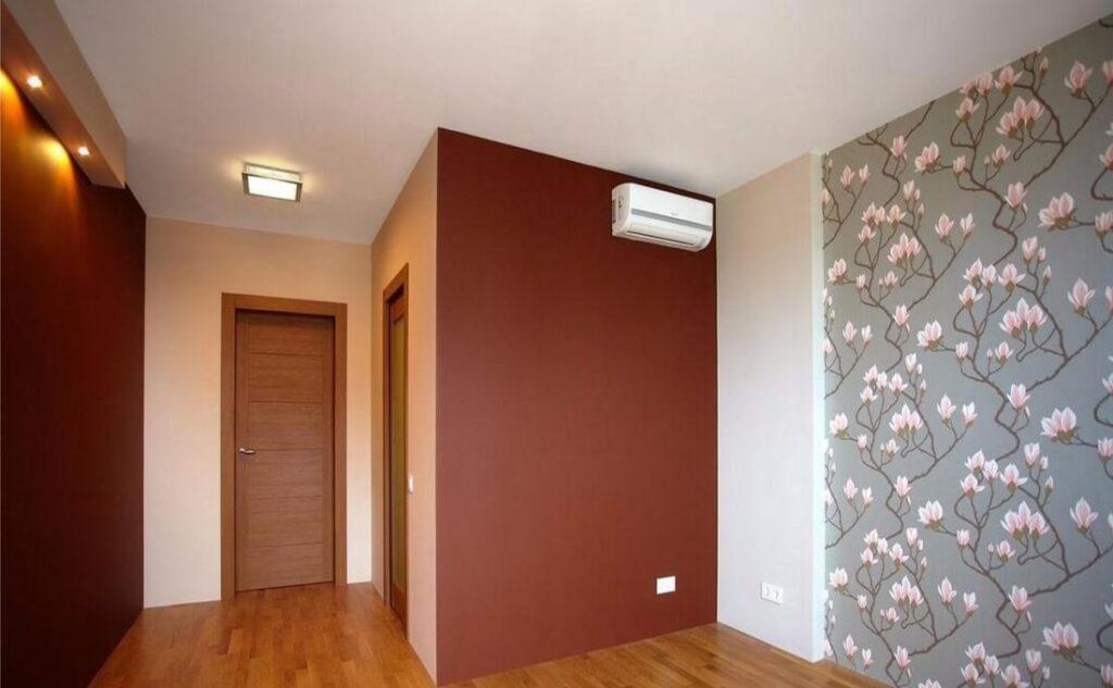 Ремонт двухкомнатной квартиры под ключ в Санкт-Петербурге