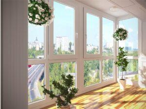 Формы и типы оконных конструкций в Санкт-Петербурге