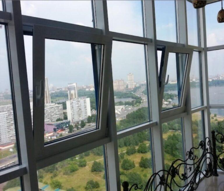 Алюминиевые окна в Санкт-Петербурге
