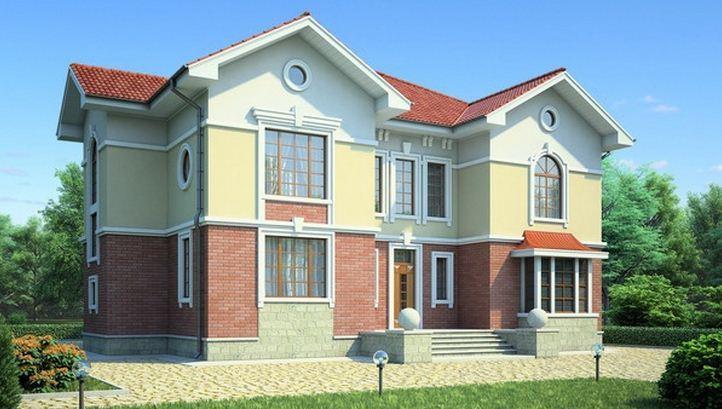 """Проект дома """"Ульвиг"""""""