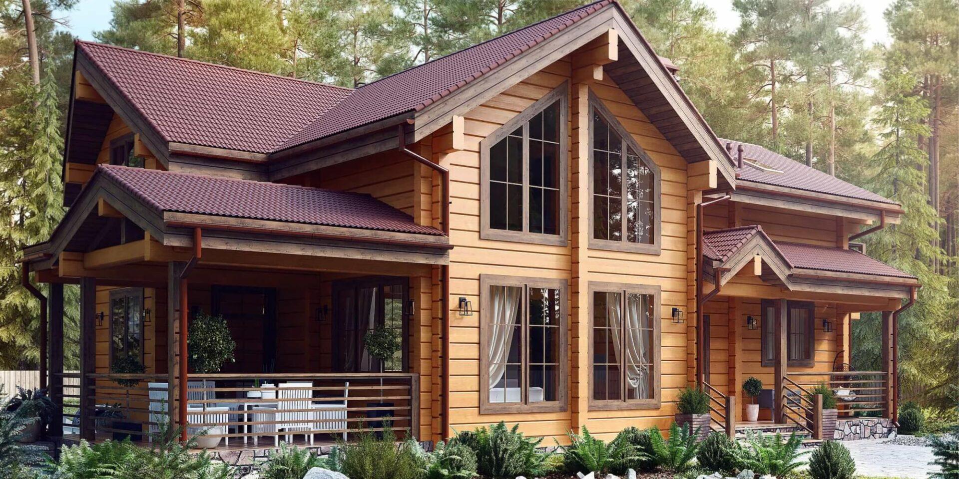 Строительство домов и коттеджей в Санкт-Петербурге и Ленинградской области